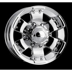 Felga aluminiowa ION 16X8 6x139,7 ET: -5 dla Nissan Patrol, Navara, Mitsubishi Pajero, L200, Isuzu, Opel, Toyota