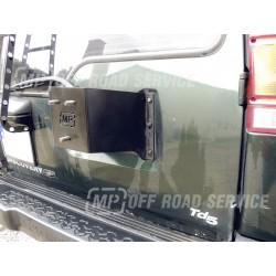 Uchwyt koła zapasowego na drzwi do Land Rover Discovery II