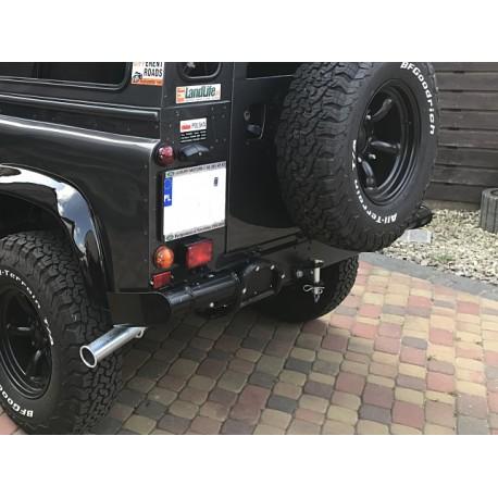 Zderzaki tylne HD do Land Rover Defender 90