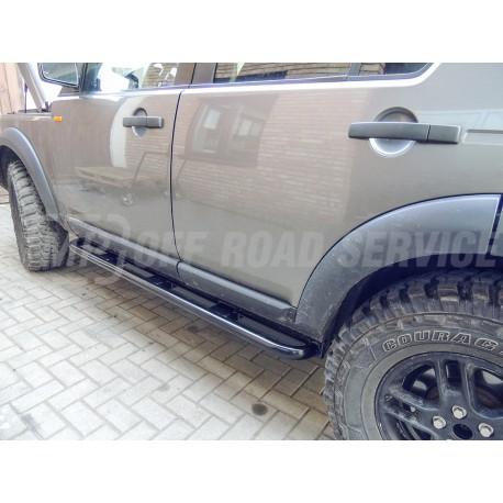 Progi boczne HD do Land Rover Discovery III