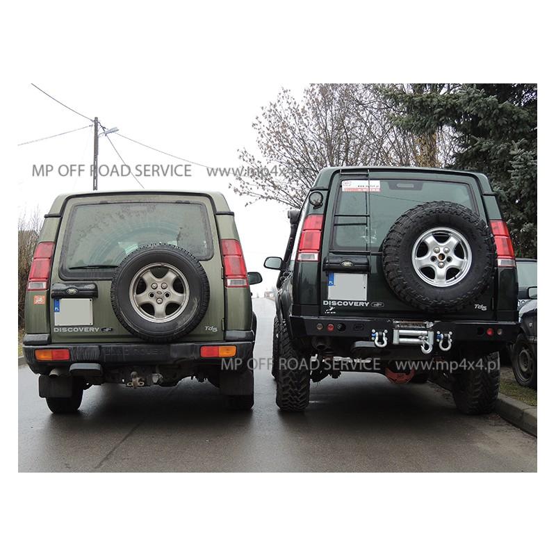 Zestaw Do Liftu 4cale Dla Land Rover Discovery Ii