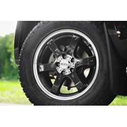 Felga aluminiowa Dotz Crunch 17X8 5X114,3 ET: 20 dla Jeep, Freelander, Toyota RAV4, Honda, Ford, Dodge