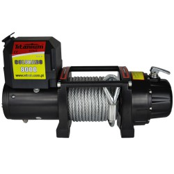 Titanium Winch COLORADO FGS