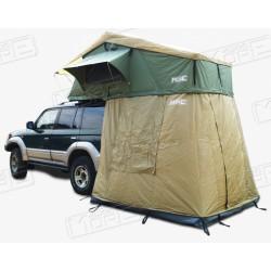 Namiot dachowy MORE 4X4 z przedsionkiem 125cm