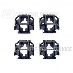 Osłony świateł pozycyjnych lub kierunkowskazów do Land Rover Defender komplet 4sztuki