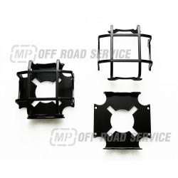 Osłony świateł cofania lub przeciwmgielnych do Land Rover Defender