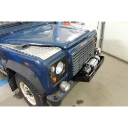 Płyta montażowa wyciągarki do Land Rover Defender