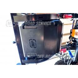 Osłona HD zbiornika paliwa do Defendera 110/130 od 99 czarna
