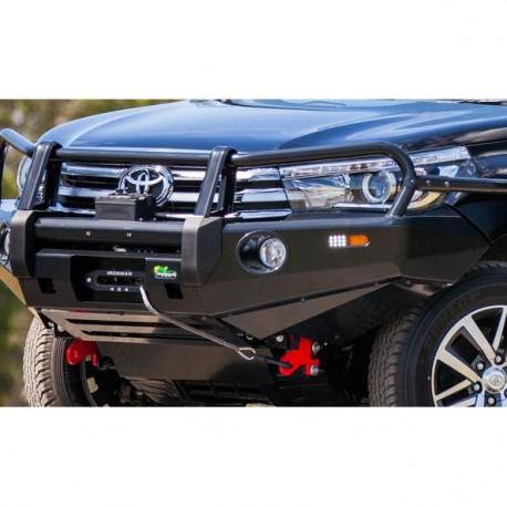 Zderzak przedni Deluxe Commercial IronMan do Toyota Hilux Revo