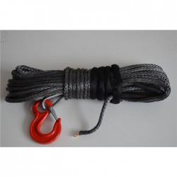 Lina syntetyczna Snake4x4 9,5mm 28metrów 9,5t