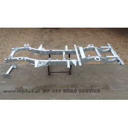 Reperaturka ramy do Land Rover Defender TD5 (cała rama)