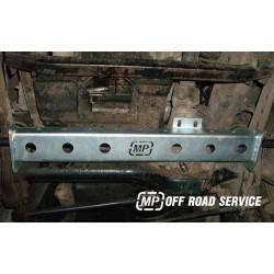 Osłona HD tylnego drążka do Land Rover Discovery II cynkowana