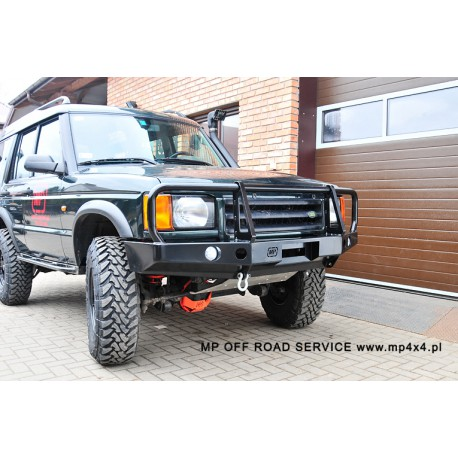 Zderzak przedni HD3 do Land Rover Discovery I z bullbarem