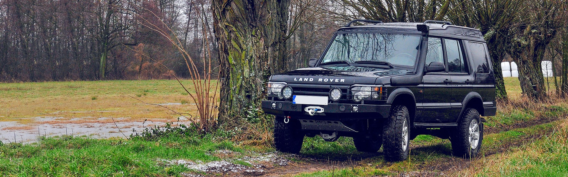 Land Rover Discovery II Td5 2003