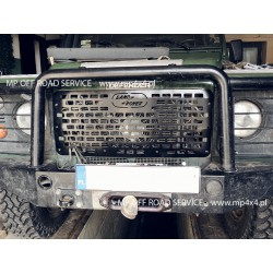 Maskownica / atrapa chłodnicy do Land Rovera Defendera