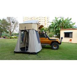 Namiot dachowy z aneksem dolnym (przedsionkiem) 320 x 142 x 130