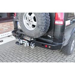 Zderzak tylny HD z montażem wyciągarki do Land Rover Discovery II