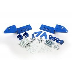 Zestaw montażowy tylnych amortyzatorów MEGA SPORT 9/11cali do Discovery I, Defender 90/110/130/, RR Classic