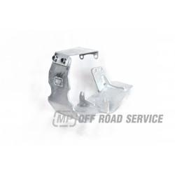 Osłona główki tylnego mostu do Land Rover Defender 110 / 130 po 2002 ocynkowana