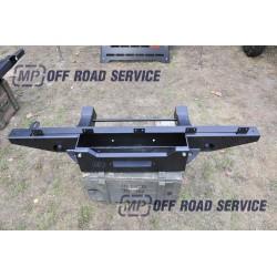 Tylna belka ramy z płytą pod wyciągarkę do Land Rover Defender