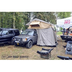 Profesjonalne namioty dachowe Snake4x4, dla konfortowego snu