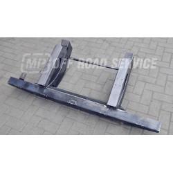 Tylna belka ramy do LR Defender 110 do roku 1998 - reperaturka ramy z długimi podłużnicami