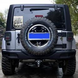 Zderzak tylny Snake4x4 do Jeep Wrangler JK