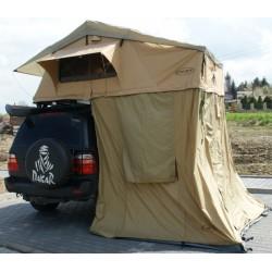 Namiot dachowy 5 osobowy - 180cm wersja long