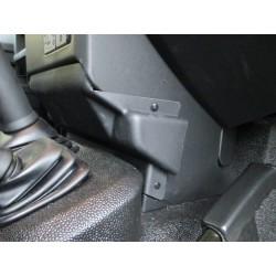 Deflektor dolnych wylotów nagrzewnicy do Land Rover Defender Puma