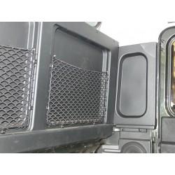 Tapicerka na tylne małe okna do Land Rover Defender 90