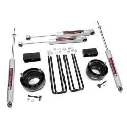 Zestaw zawieszenia +2,5cale Lift Kit Nitro Rough Country Dodge RAM 1500 94-01