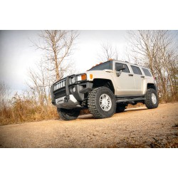 Zestaw dystansów zawieszenia +2,5cale Lift Kit Rough Country - Hummer H3