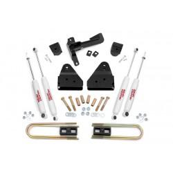 Zestaw zawieszenia +3cale Lift Kit Rough Country Ford F250 4WD 08-10, Ford F350 4WD 08-10