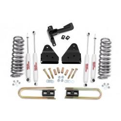 Zestaw zawieszenia +3cale Lift Kit Pro Rough Country Ford F250 4WD 08-10, Ford F350 4WD 08-10