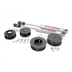Zestaw zawieszenia +3cale Lift Kit Rough Country Toyota 4Runner 10-18 4WD