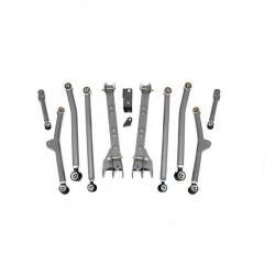 Zestaw zawieszenia +4-6cali Long Arm Upgrade Lift Kit Rough Country Jeep Wrangler TJ