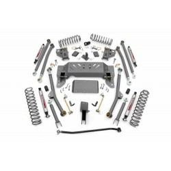 Zestaw zawieszenia +4cale Long Arm Lift Kit Rough Country -  Jeep Grand Cherokee ZJ