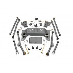 Zestaw zawieszenia +4cale Long Arm Upgrade Lift Kit Rough Country -  Jeep Grand Cherokee ZJ