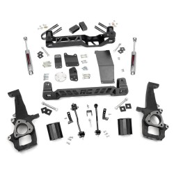 Zestaw zawieszenia +4cale Lift Kit Rough Country Dodge RAM 1500 4WD 06-08