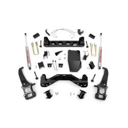Zestaw zawieszenia +4cale Lift Kit Rough Country Ford F150 4WD 04-08