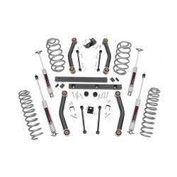 Zestaw zawieszenia +4cale Lift Kit Rough Country Jeep Wrangler TJ 97-02