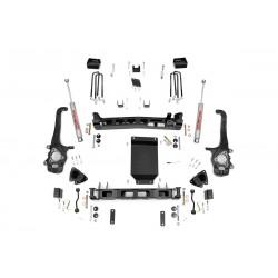 Zestaw zawieszenia +4cale Lift Kit Rough Country Nissan Titan 04-15