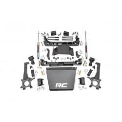 Zestaw zawieszenia +4cale Lift Kit Rough Country Toyota Tacoma 05-15 4WD