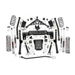 Zestaw zawieszenia +4cale Long Arm Lift Kit Rough Country Jeep Grand Cherokee WJ WG