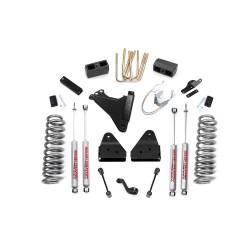 Zestaw zawieszenia +4,5cale Lift Kit Rough Country Ford F250 4WD 08-10, F350 4WD 08-10