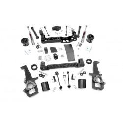 Zestaw zawieszenia +6cale Lift Kit Rough Country Dodge RAM 1500 4WD 12-18