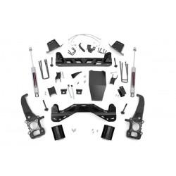 Zestaw zawieszenia +6cale Lift Kit Rough Country Ford F150 4WD 04-08