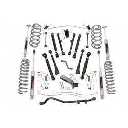 Zestaw zawieszenia +6cale X-Series Lift Kit Rough Country Jeep Wrangler TJ