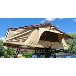 Namiot dachowy ALASKA 220 cm 6 osobowy LONG