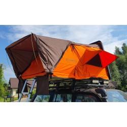 Namiot dachowy Escape VARIO z przedsionkiem